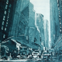 David Antonides, New York, 2008