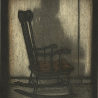 Jude Griebel, Shadow Chair, 2010