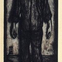 Jude Griebel, A Boy as a Lamp in a Dark Room, 2010