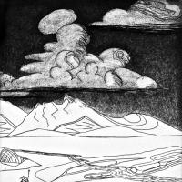 Lawrence Paul Yuxweluptun, Indian Land, 1997