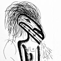 Lawrence Paul Yuxweluptun, Spirit Dancer, 1997