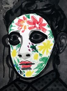 Face Paint by Erik Olson, BAT, 2016