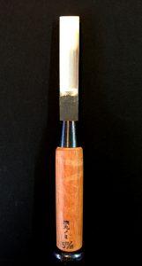 Asamarunomi 15 mm Half-round Chisel