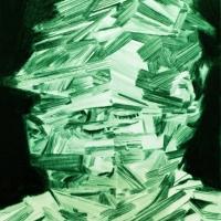 Erik Olson, Untitled (Green), 2014