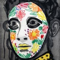 Erik Olson, Face Paint, For Gordon.