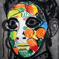 Erik Olson, Face Paint, Stateproof 4/5, 2016