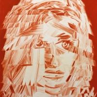 Erik Olson, Untitled (Red), 2014