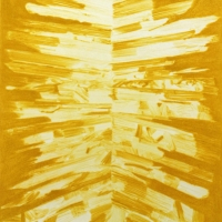 Erik Olson, Untitled (Yellow), 2014