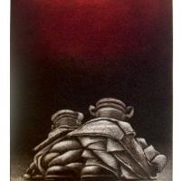 Ross Penhall, Fire Boots, 2009