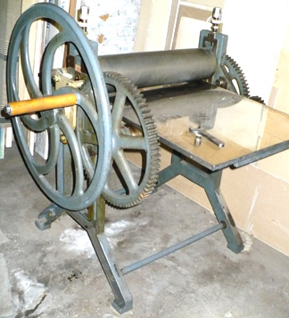 For Sale: Hunter-Penrose etching & litho press
