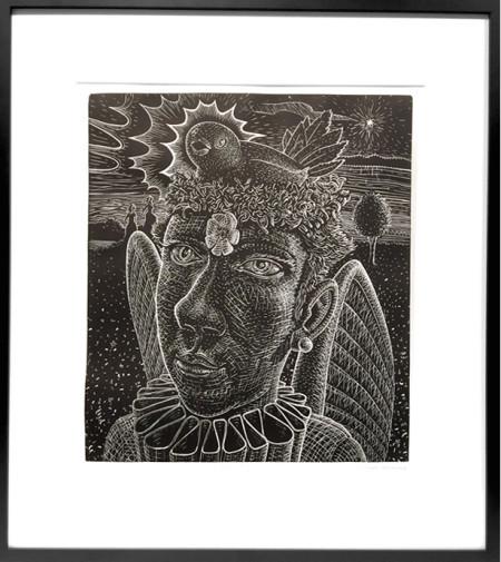 Michael Abraham Collaborative Prints
